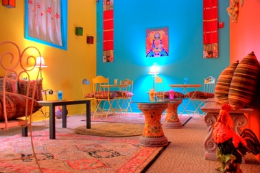 Genie's hookah Lounge & Traditional Middle Eastern Tea House