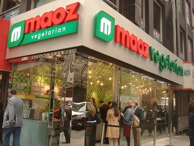 Maoz Vegetarian