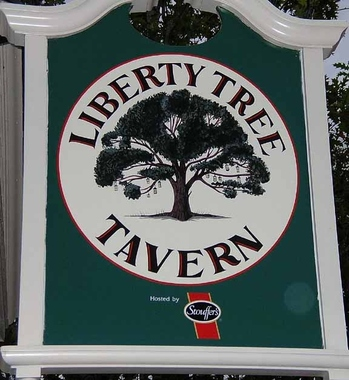 Liberty Tree Tavern Liberate