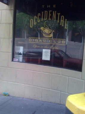 Occidental Cigar Club