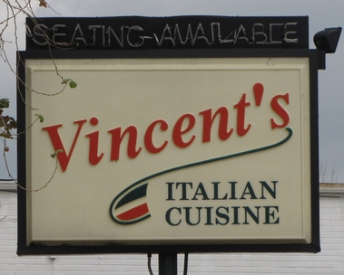 Vincent&#039;s Italian Cuisine