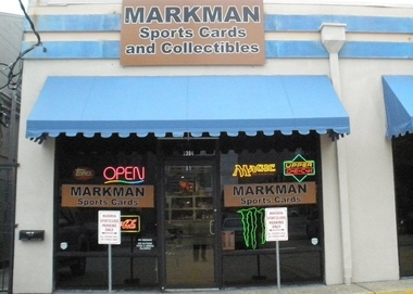 Markman Sports Cards & Collectibles