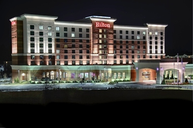 The Hilton Richmond Hotel & Spa / Short Pump