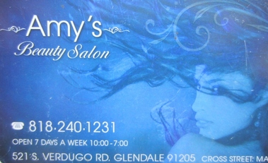 Amy's Beauty Salon