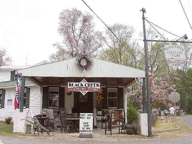Black Creek Country Store & Cafe