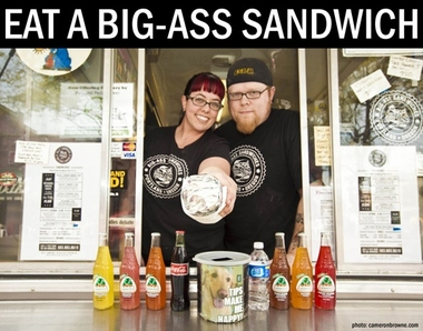 Big Ass Sandwiches