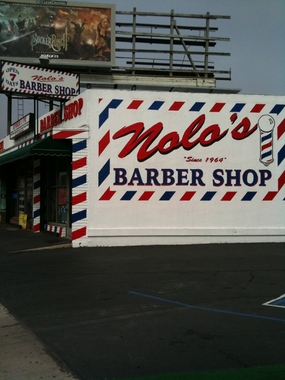 Nolo&#039;s Barber Shop