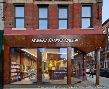 Robert Stuart Salon
