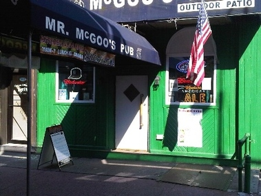 Mr McGoo's Pub