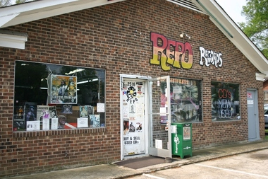 Repo Records & Collectibles