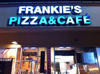 Frankies Pizza Cafe
