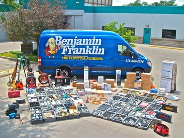 Benjamin Franklin Plumbing Wichita KS