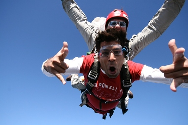 Adventure Sport Skydiving