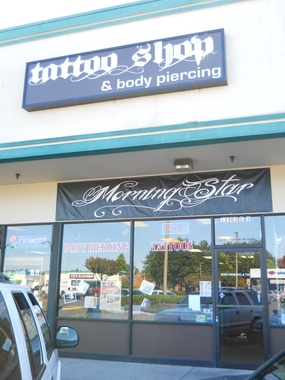 Morning Star Tattoo Shop