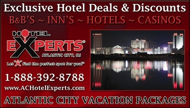 Atlantic City Hotels And Casino Experts