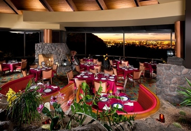 Top of The Rock Restaurant At The Marriott Buttes Resort