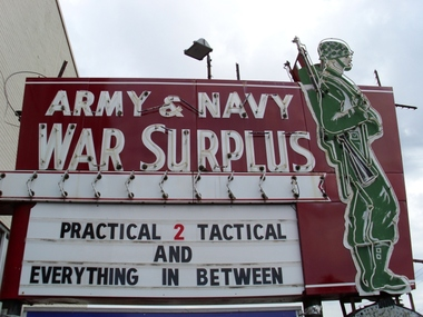 Friedman's Army Navy Store