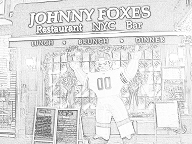 Johnny Foxes NYC