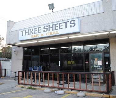 Three Sheets Bar &amp; Grill
