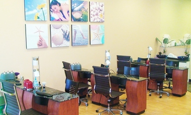 L V Salon &amp; Spa