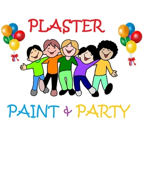 Plaster Paint & Party