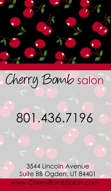 Cherry Bomb Salon