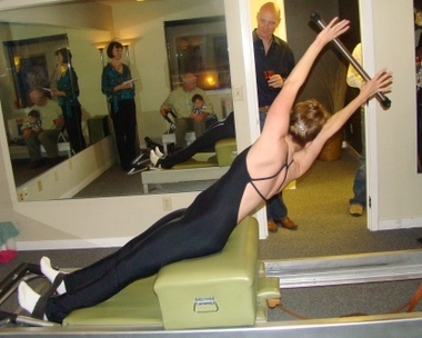 Lifestyle Pilates Llc