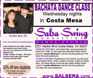 Salsa Swing Connection Dance