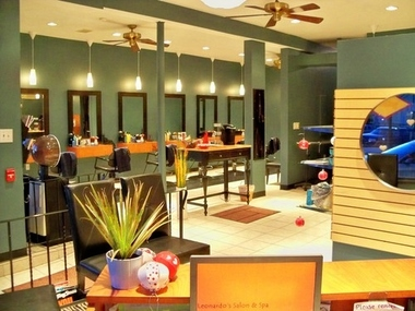 Leonardo&#039;s Salon &amp; Spa