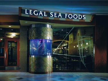 Legal Sea Foods - South Shore Plaza
