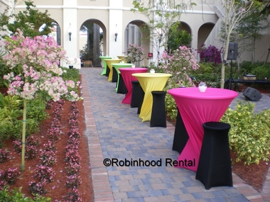 Robinhood Rental-Party Place