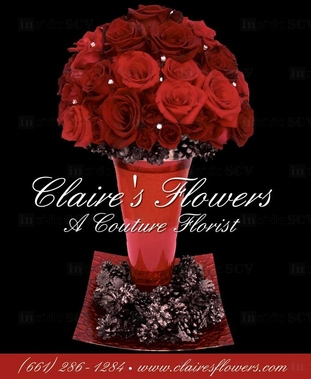 Claire&#039;s Flowers