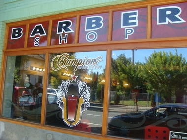 Champion's Barber Shop
