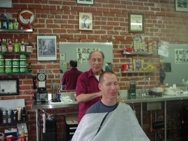 East-J-Barber Shop