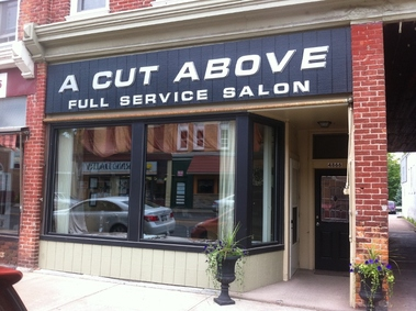 A Cut Above Full Service Salon