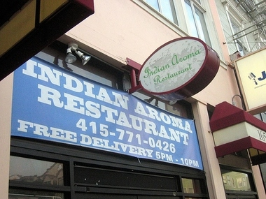 Aroma Indian-Scenic Indian