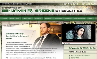 Greene Benjamin R Law Offices Of