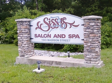 Sissors Salon &amp; Spa