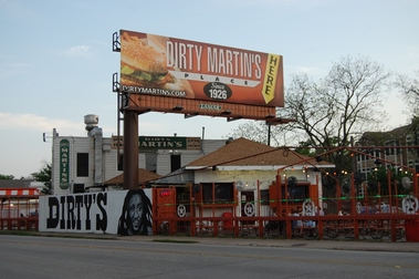Dirty Martin&#039;s