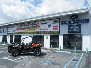 Power Mower Sales Inc