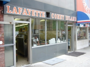 Lafayette Coney Island