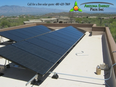 Arizona Energy Pros Inc