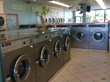 Sea Breeze Laundromat