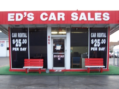 Ed's Car Sales