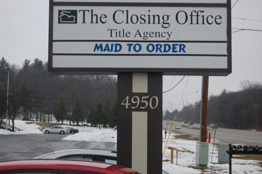 Closing Office Title Agency