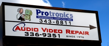 Audio Video Repair