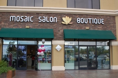Mosaic Salon Boutique