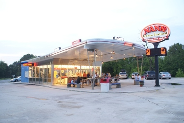 Nana&#039;s Frozen Custard