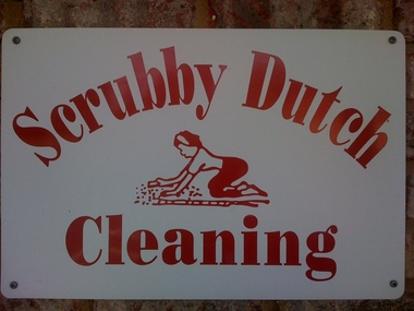Scrubby Dutch Cleaning