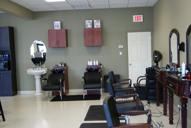 The Barbershop Salon